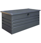 FLORAWORLD Gartenbox »Premium«, BxHxT: 132 x 61 x 62 cm, anthrazit-Thumbnail