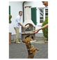 BUSCHBECK Gartengrillkamin »San Remo«, BxTxH: 110x65x206cm-Thumbnail