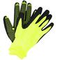 MR. GARDENER Gartenhandschuhe, gelb, Nitrilbeschichtet-Thumbnail