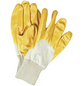 MR. GARDENER Gartenhandschuhe, Größe: L(9), gelb, Nitrilbeschichtet-Thumbnail