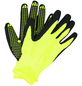 MR. GARDENER Gartenhandschuhe, Größe: M(8), gelb, Nitrilbeschichtet-Thumbnail