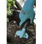 GARDENA Gartenhandschuhe, Größe: M(8), schwarz/tuerkis, KeraTect-glasiert-Thumbnail