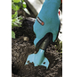 GARDENA Gartenhandschuhe, schwarz/tuerkis, KeraTect-glasiert-Thumbnail