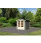 WOODFEELING Gartenhaus »Amberg 2«, BxT: 213 x 197 cm (Aufstellmaße), Satteldach-Thumbnail