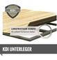 WOODFEELING Gartenhaus »Amberg«, BxT: 246 x 246 cm, Pultdach-Thumbnail