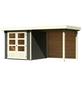 WOODFEELING Gartenhaus »Askola«, BxT: 467 x 238 cm (Aufstellmaße), Flachdach-Thumbnail