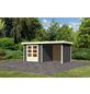 WOODFEELING Gartenhaus »Askola«, BxT: 491 x 262 cm (Aufstellmaße), Flachdach-Thumbnail
