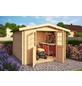 MR. GARDENER Gartenhaus »Australien«, BxT: 333 x 332 cm (Aufstellmaße), Satteldach-Thumbnail