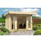 LASITA MAJA Gartenhaus »Barbados«, BxT: 390 x 350 cm, Flachdach-Thumbnail