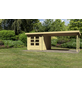 WOODFEELING Gartenhaus »Bastrup 4 «, BxT: 654.5 x 333 cm (Aufstellmaße), Pultdach-Thumbnail