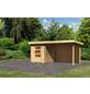 WOODFEELING Gartenhaus »Bastrup«, BxT: 509 x 256 cm (Aufstellmaße), Pultdach-Thumbnail