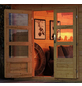 WOODFEELING Gartenhaus »Bastrup«, BxT: 614 x 273 cm, Pultdach-Thumbnail