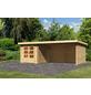 WOODFEELING Gartenhaus »Bastrup«, BxT: 654.5 x 333 cm (Aufstellmaße), Pultdach-Thumbnail