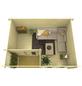 SKANHOLZ Gartenhaus »Biel«, B x T: 580 x 460 cm-Thumbnail