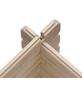 KARIBU Gartenhaus »Bordelum 4«, B x T: 346 x 350 cm, Satteldach-Thumbnail