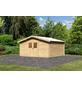 KARIBU Gartenhaus »Bordelum«, BxT: 500 x 410 cm, Satteldach-Thumbnail
