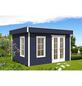 SKANHOLZ Gartenhaus »Breda 1«, BxT: 420 x 360 cm (Aufstellmaße), Flachdach-Thumbnail
