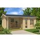 LASITA MAJA Gartenhaus »Brighton«, B x T: 580 x 430 cm, Satteldach, inkl. Fußboden-Thumbnail