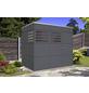 SKANHOLZ Gartenhaus »Brisbane 2«, BxT: 253 x 169 cm (Aufstellmaße), Flachdach-Thumbnail