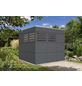 SKANHOLZ Gartenhaus »Brisbane 3«, BxT: 253 x 253 cm (Aufstellmaße), Flachdach-Thumbnail