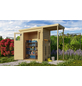 WOODFEELING Gartenhaus, BxT: 180 x 93 cm (Außenmaße), Dachplatte-Thumbnail