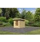 WOODFEELING Gartenhaus, BxT: 210 x 256 cm (Aufstellmaße), Pultdach-Thumbnail