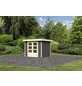 WOODFEELING Gartenhaus, BxT: 266 x 238 cm (Aufstellmaße), Flachdach-Thumbnail
