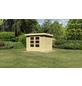 WOODFEELING Gartenhaus, BxT: 266 x 262 cm (Aufstellmaße), Flachdach-Thumbnail