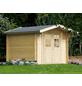 WOLFF Gartenhaus, BxT: 300 x 410 cm (Aufstellmaße), Satteldach-Thumbnail