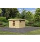 WOODFEELING Gartenhaus, BxT: 302 x 306 cm (Außenmaße), Dachplatte-Thumbnail