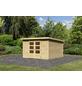 Gartenhaus, BxT: 305 x 305 cm (Außenmaße), Dachplatte-Thumbnail