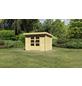 WOODFEELING Gartenhaus, BxT: 315 x 273 cm (Aufstellmaße), Pultdach-Thumbnail