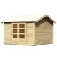 WOODFEELING Gartenhaus, BxT: 337 x 348 cm (Aufstellmaße), Satteldach-Thumbnail