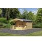 WOODFEELING Gartenhaus, BxT: 346 x 427.5 cm (Aufstellmaße), Satteldach-Thumbnail