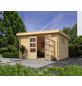 WOODFEELING Gartenhaus, BxT: 357 x 297 cm, Pultdach-Thumbnail