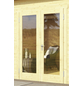 WOODFEELING Gartenhaus, BxT: 380 x 380 cm, Pultdach-Thumbnail