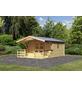 WOODFEELING Gartenhaus, BxT: 404 x 475 cm (Aufstellmaße), Satteldach-Thumbnail