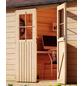WOODFEELING Gartenhaus, BxT: 407 x 320 cm (Aufstellmaße), Satteldach-Thumbnail