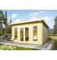 WOODFEELING Gartenhaus, BxT: 490 x 420 cm (Aufstellmaße), Pultdach-Thumbnail