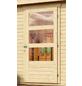 WOODFEELING Gartenhaus, BxT: 497 x 217 cm (Außenmaße), Dachplatte-Thumbnail