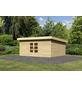 WOODFEELING Gartenhaus, BxT: 536 x 422 cm (Aufstellmaße), Pultdach-Thumbnail
