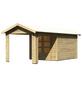 WOODFEELING Gartenhaus, BxT: 588 x 348 cm (Aufstellmaße), Satteldach-Thumbnail