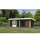 WOODFEELING Gartenhaus, BxT: 724 x 360 cm (Aufstellmaße), Pultdach-Thumbnail
