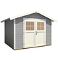 WEKA Gartenhaus »Casa«, B x T: 380 x 274 cm-Thumbnail