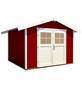 WEKA Gartenhaus »Casa«, B x T: 380 x 320 cm, Spitzdach-Thumbnail