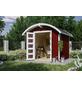 SKANHOLZ Gartenhaus »Delft«, BxT: 290 x 310 cm (Aufstellmaße), Rund-Thumbnail