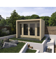 WEKA Gartenhaus »Design Gartenhaus 263 Gr.2«, BxT: 305 x 250 cm, Flachdach-Thumbnail