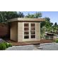 WEKA Gartenhaus »Designhaus 126 Gr.3«, B x T: 356 x 375 cm, Flachdach-Thumbnail