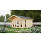 MR. GARDENER Gartenhaus »Faaborg«, B x T: 454 x 530 cm, Satteldach-Thumbnail