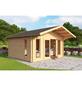 MR. GARDENER Gartenhaus »Faaborg«, BxT: 454 x 530 cm, Satteldach-Thumbnail